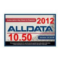 Cheap Latest Alldata Version 10.50 Car Diagnostic Software With Hdd wholesale