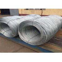 China Construction Usage Electro Gi Binding Wire Galvanized Steel Wire 16 Gauge on sale