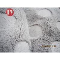 Cheap Clothing Plush Upholstery Fabric Cushion Home Textile PV Plush Fleece 350 Gsm wholesale