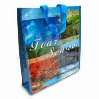 Cheap Shopping Bag, Made of Woven PP Material, Measures 38 x 42 x 10cm wholesale