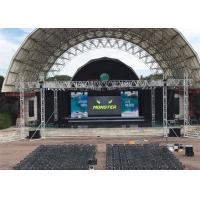 Buy cheap High Brightness Pixel Pitch 5.95mm P6 Outdoor Rental Led Screen In Korea from wholesalers