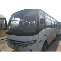 Cheap LHD 2013 Year Used Yutong Buses Euro IV Diesel Engine 26 Seats 162kw Power wholesale