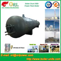 Cheap Metallurgical Industry Mud Drum Fire Tube For Condensing Gas Boiler wholesale