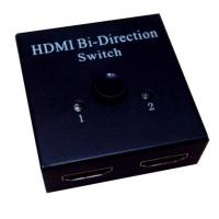 Cheap Mini HDMI switcher 2 in 1 out,low price wholesale