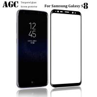 Cheap Case Friendly 3D Anti Glare Glass Screen Protector For Samsung Galaxy Note 8 wholesale