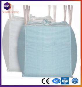 Buy cheap 1 ton pp jumbo bag for cement FIBC bag low price big ton fibc jumbo bulk woven from wholesalers