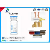 Cheap 98% Strength Increasing Muscle Building Peptides Ace-031 CAS 616204-22-9 Ace 031 for Lean Muscle Growth wholesale