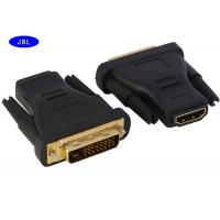 China High Resolution Hdmi Female To Dvi Male Cable Adapter Molding Type Unique Designed on sale