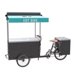 Cheap OEM Luxury Large Storage Ice Cream Bicycle Cart With Long Using Life wholesale