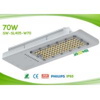 Quality Economical 70w LED street lamps DC24V input complied with solar panel for sale