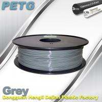Cheap High Temperature Resistant PETG Up 3d Printer Filament Acid / Alkali Resistance wholesale