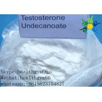 Strongest White Hormone Testosterone Anabolic Steroid Testosterone Undecanoate For Male Sex