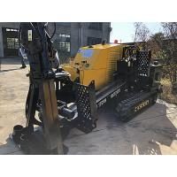 Cheap Heavy Duty Horizontal Directional Drilling Machine With Yanma 46.3kw Engine wholesale
