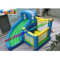 Cheap Customized Inflatable Mini Bouncer PVC Vinyl Bouncy Castles for Children wholesale