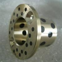 Cheap CHB-JDBB Oilless Flange bronze Bushing wholesale