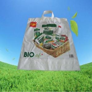 Cheap Biodegradable Soft Loop Handle Bag wholesale