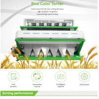 China Rice Sorting Equipment Rice Processing Sorting Machine For Rice on sale