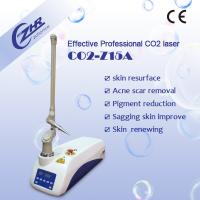 Cheap Portable 10600nm Co2 surgical Laser skin scar removal machine wholesale
