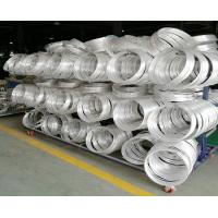 Cheap Threaded Aluminum Pipe φ7mm Inner Grooved Conform Extrusion Drawing Process wholesale