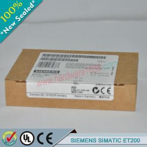 Cheap SIEMENS S7-ET200 6ES7131-6BF60-0AA0 / 6ES71316BF600AA0 wholesale