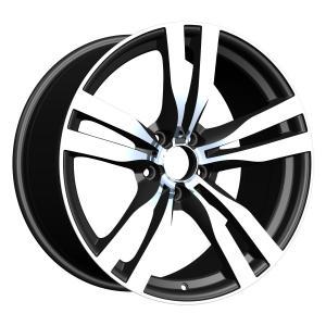 Cheap Steel / Aluminum Alloy Spare Part Of Auto Wheel (ZY2009-2085) wholesale