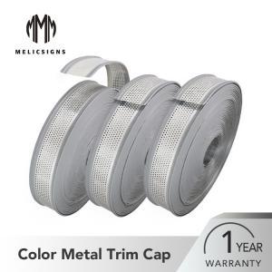 Cheap 80mm Width Facelit  Signage Aluminum Channel Letter Plastic Trim wholesale