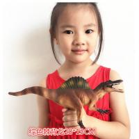 Cheap Customized Dinosaur Model Toys L28*W7.5*H13 Plastic Jurassic Park Spinosaurus Toy wholesale