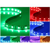 Cheap Flexible RGB SMD 5050 LED Strip Light 14.4W 3 Years Warranty wholesale