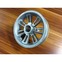 Cheap Pecision Aluminium Die Casting And CNC Machining Driving Wheel For Machinery wholesale