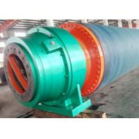 Cheap Paper Making Machine Vacuum Press Roll For Dewatering Wet Paper Sheets wholesale