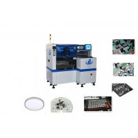 Cheap Multi - Functional Pick And Place Machine , HT-E5S LED Chip Mounting Machine 8 Heads wholesale