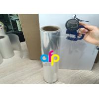 Cheap BOPP Plain Film / Wet Lamination Film / Cold Laminating Film for Large Format Laminate wholesale