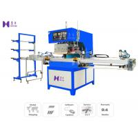 Cheap 3 Phase High Frequency PVC Welding Machine AC380V With Auto Feeding System wholesale