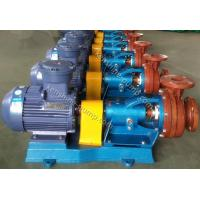 Buy cheap FS Fiberglass reinforced plastic chemical resistant centrifugal transfer pump from wholesalers