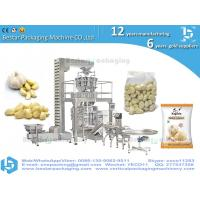 Buy cheap Bestar technical advanced packing machine with scale for garlic ,garlic pouch, from wholesalers