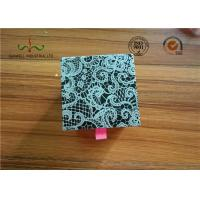 Cheap Fancy Sliding Drawer Paper Gift Packaging Box , Cardboard Jewelry Boxes wholesale