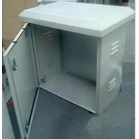 Buy cheap Powder painting RAL7035 enclosures with venting holes from wholesalers
