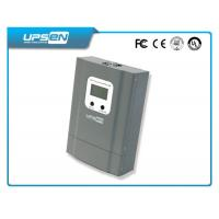 Cheap High efficiency 99.5% LCD display  Home Solar Systems Intelligent  MPPT Controller for sale