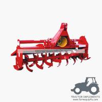 Cheap TM130 Farm equipment tractor 3point Rotary Tillers wholesale