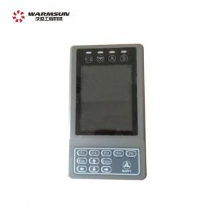 Cheap SECD-5I7E 11817554 Excavator Monitor Display Excavator Electric Parts wholesale
