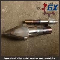 Cheap feed screw  tip and end cap wholesale