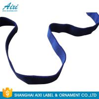Buy cheap Elastic Binding Tape Decorative Coloured Fold Over Elastic Webbing Straps For Underwear from wholesalers