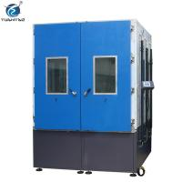 Buy cheap IEC-60529 Standard Photovotaic panel IP66 Walk-in Dust Test Chamber from wholesalers