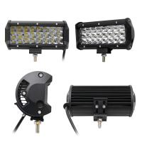 Cheap 7 Inch Led Driving Light Bar 3 Row Die Casting Aluminum Housing Material wholesale