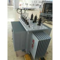 SZ11 Type Oil Immersed Transformer Three Phase Voltage 35kv Transformer