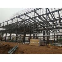 Cheap Industrial High Rise Steel Structures Construction Multi Storeys Buildings wholesale