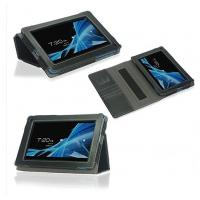 Buy cheap Gray PU 7 Inch PC Acer Tablet Leather Case With Handstrap Wake Up / Sleep from wholesalers