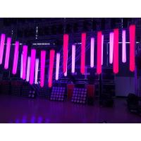 Cheap RGB color dmx control lift stage lighting kinetic tube light professional stage lighting equipment wholesale