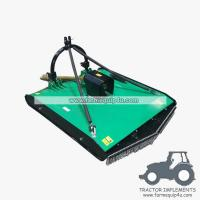 Cheap 3.5SMA - Tractor implements 3point hitch mounted Slasher Mower 3.5Ft wholesale