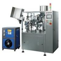 Cheap Automatic Tube Filling And Sealing Machine , Pharmaceutical Industry Tube Packaging Machine wholesale
